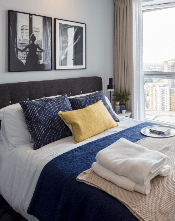 Show Apartment | Leon House Croydon